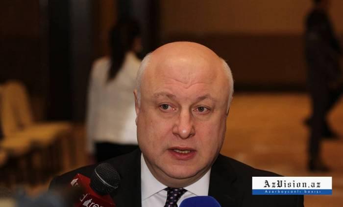 """""""Aserbaidschan ist eines der wichtigsten Mitglieder der OSZE"""" - Georgi Zereteli"""