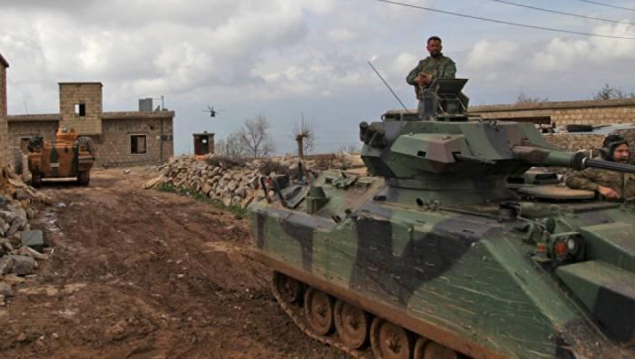 Türkiyə ordusu Afrini  mühasirəyə aldı