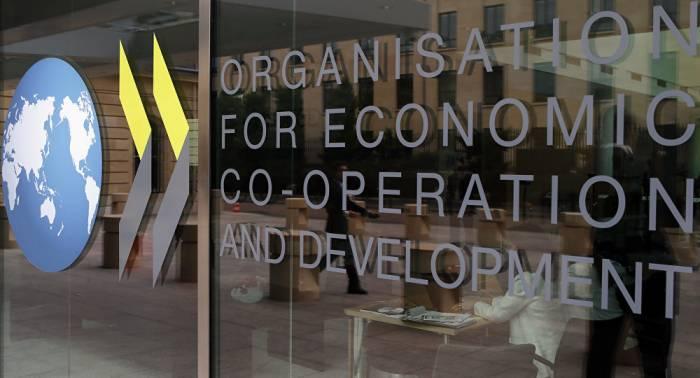OCDE: creciente proteccionismo podría perjudicar a la economía global