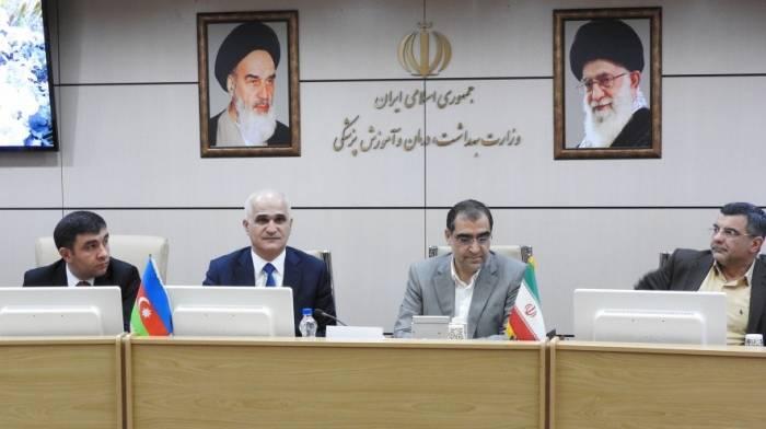 Şahin Mustafayev İranda danışıqlar aparır