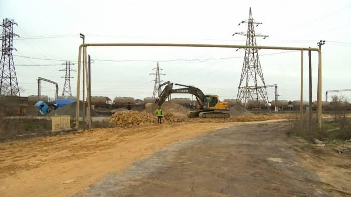 Mehdiabad-Pirşağı yolu yenidən qurulur