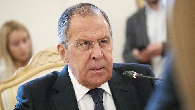 Russland weist britische Diplomaten aus