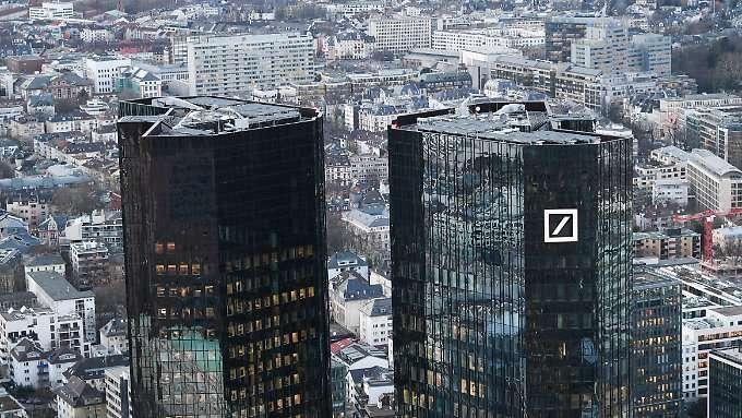 Deutsche Bank verspricht Gewinn für 2018