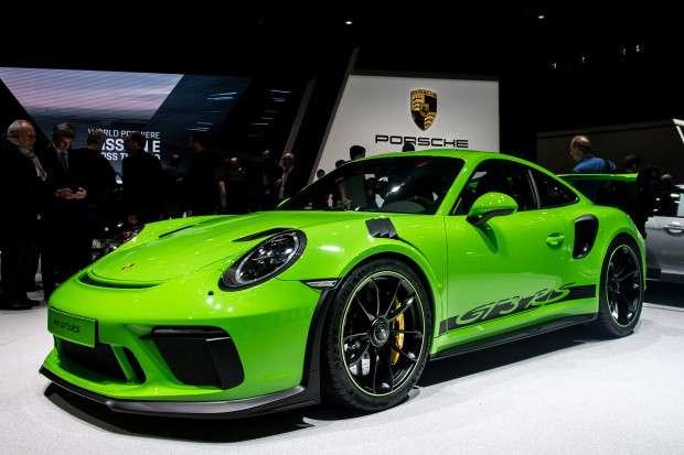 Porsche peilt mit dem Mission E Wachstumssprung an
