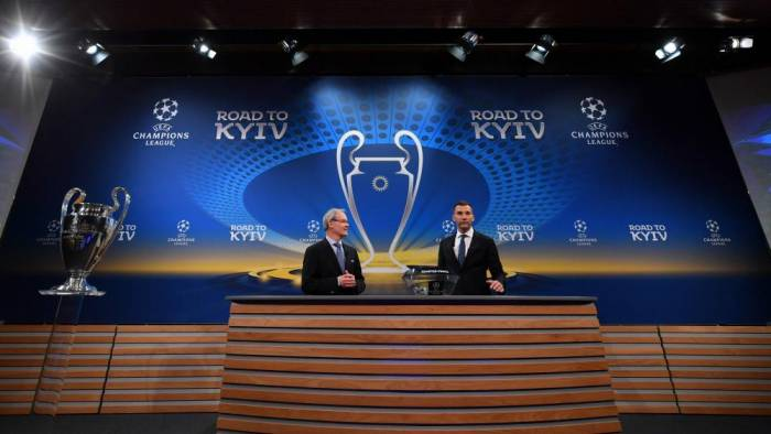 Kracher im Viertelfinale: Juventus trifft auf Real Madrid