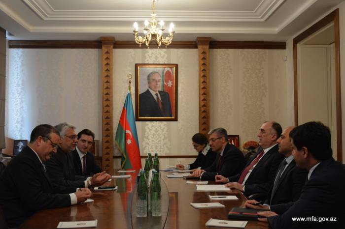 El ministro agradeció al país que reconoció el genocidio de Joyalí