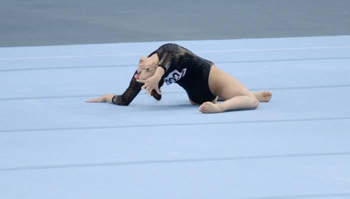 Gymnastique artistique : Youlia Inchina se qualifie pour la finale