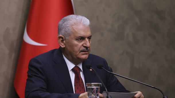 Yıldırım kritisiert EU-Parlament