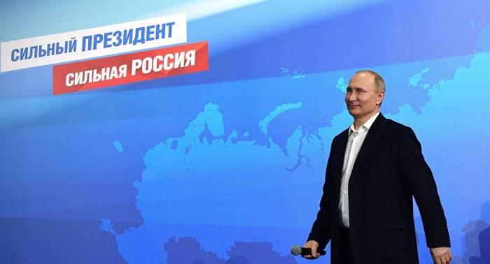 """""""Quatsch, Unsinn, Nonsense"""" - Putin kommentiert """"Nowitschok""""-Vorwürfe des Westens"""