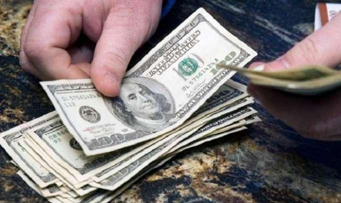 Tasa de cambio entre el Dólar y Manat para el19 de marzo