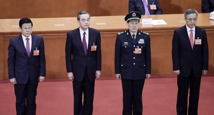 El general Wei Fenghe pasa a encabezar el Ministerio de Defensa chino