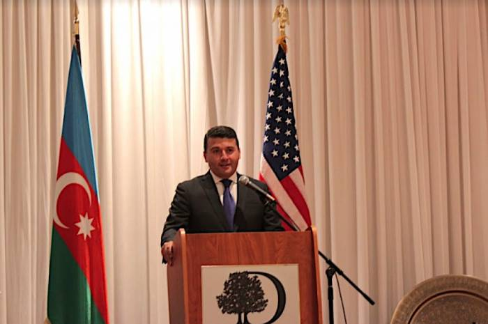 Freundschaftsvereinigung Aserbaidschan-Kalifornien veranstaltet Novruz-Fest