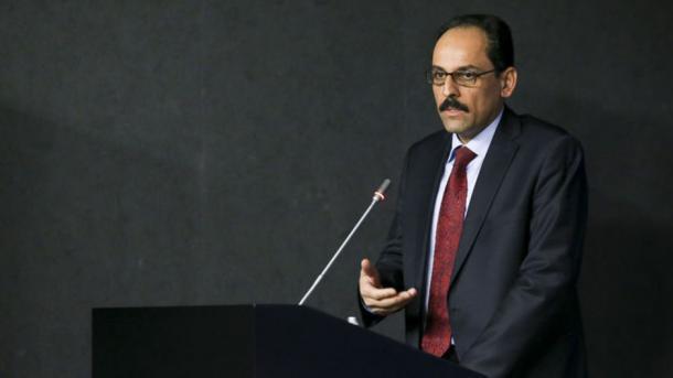 Staatspräsidiumssprecher bewertet Lage in Afrin