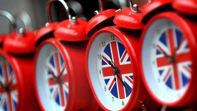 EU und London vereinbaren Übergangszeit