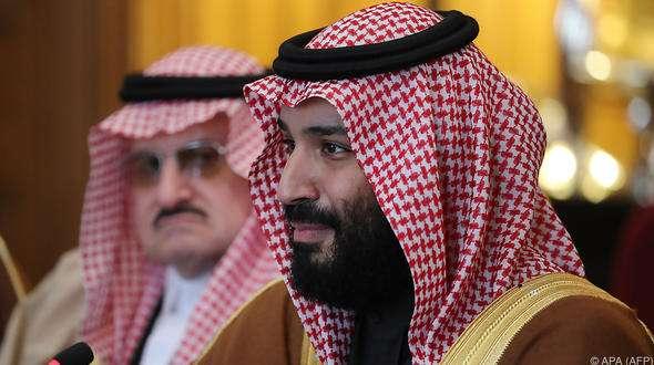 Kronprinz: Saudische Frauen sollen Kleidung selbst bestimmen