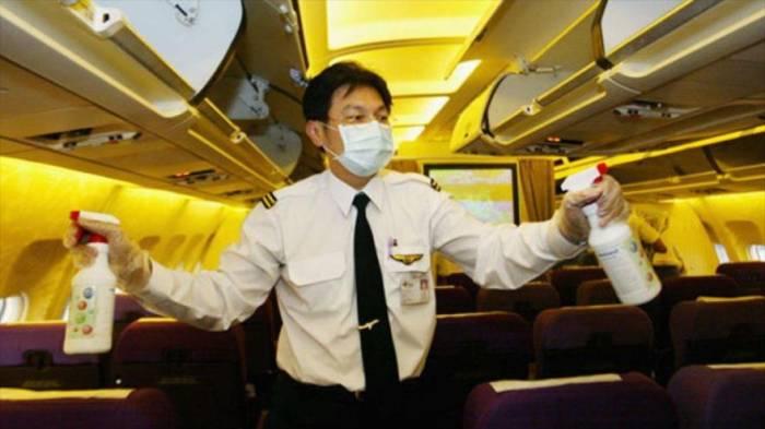 Estudio: Un pasajero enfermo no contagia a los demás pasajeros