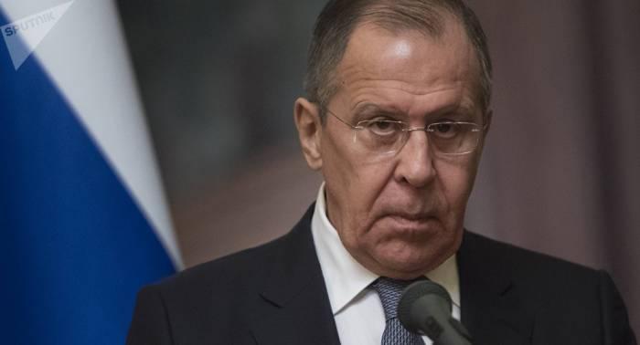 Lavrov: sería bueno que el Reino Unido se tranquilice a propósito del caso Skripal