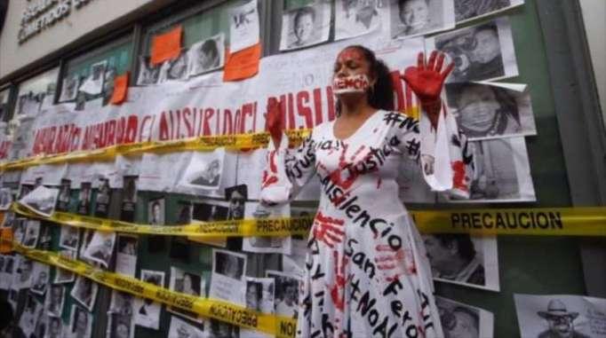 Alerta en México por aumento de violencia contra periodistas
