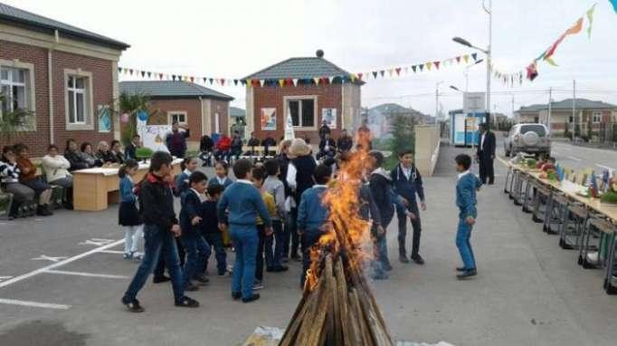 Cocuq Mərcanlıda 24 ildən sonra Novruz sevinci - FOTOLAR