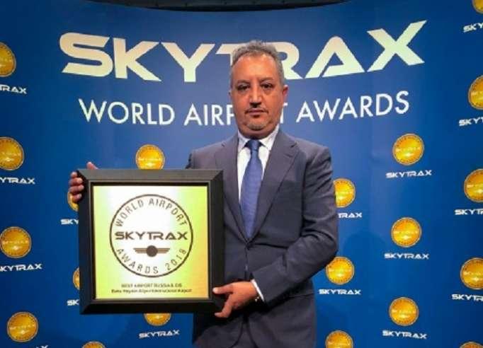 Heydər Əliyev Beynəlxalq Aeroportu ən yaxşı seçildi