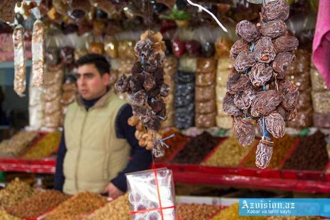 Qida və içki məhsullarının istehsalı azalıb