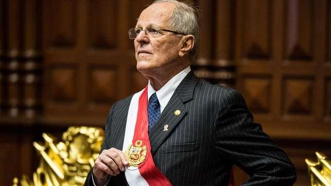 Le président péruvien démissionne