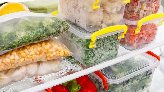 Foods you should never put in the freezer