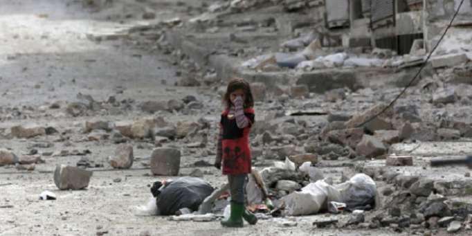 7e anniversaire de la guerre syrienne: plus d'un demi-million de morts - PHOTOS