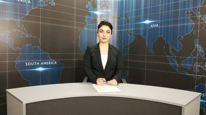 AzVision TV releases new edition of news in English for March 2- VIDEO