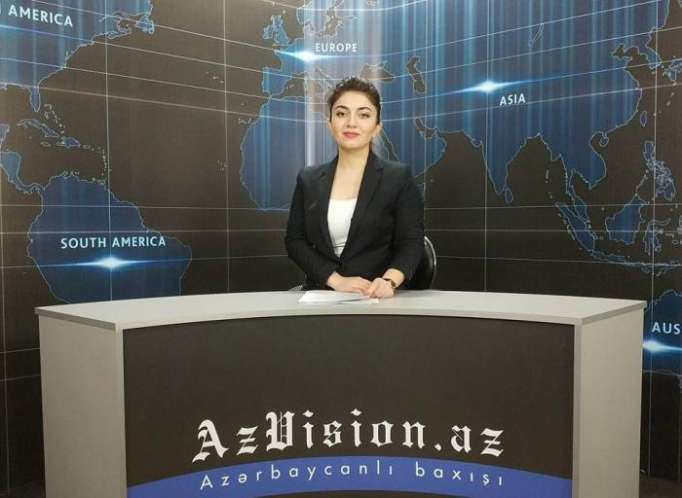 AzVision TV releases new edition of news in English for March 9- VIDEO