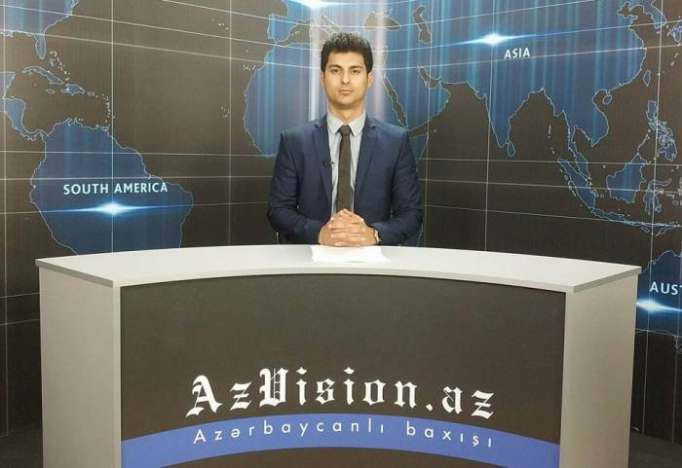 AzVision TV releases new edition of news in German for March 9- VIDEO