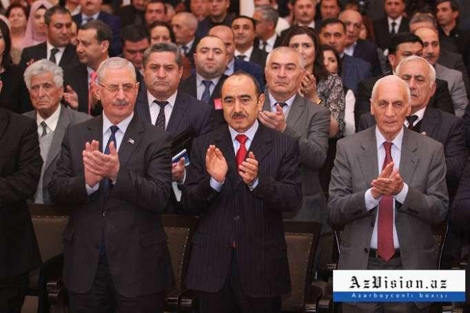 7th Congress of Azerbaijani journalists kicks off in Baku