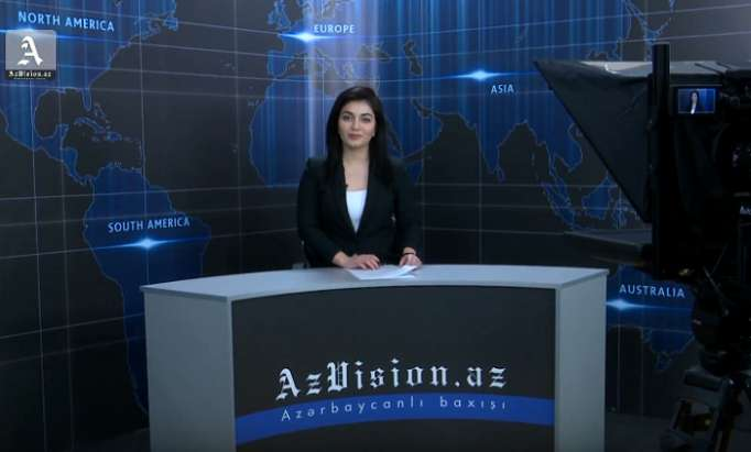 AzVision TV releases new edition of news in English for March 14-VIDEO