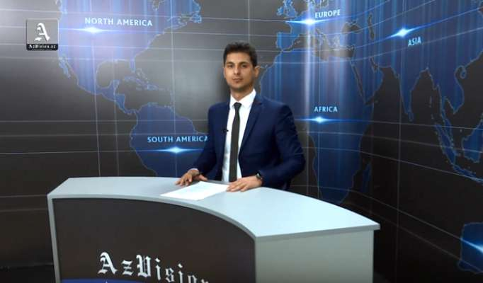 AzVision TV releases new edition of news in German for March 14- VIDEO
