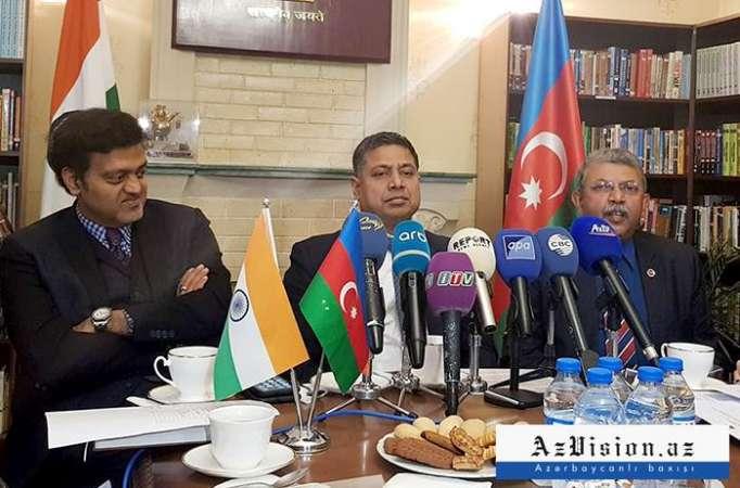 Hindistan-Azərbaycan Biznes Forumu keçiriləcək