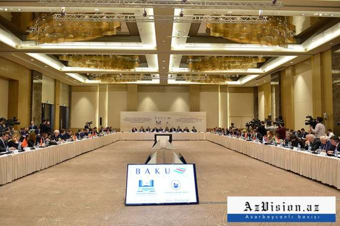 Baku Declaration adopted at int'l conference of OSCE PA Silk Road Support Group -UPDATED