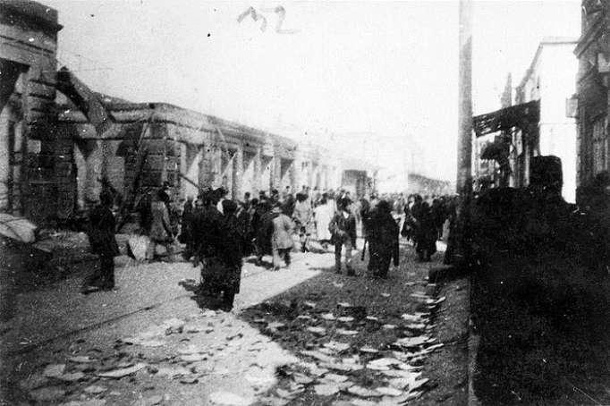 """""""Yəhudi qonşum məni ermənilərdən xilas etdi"""" - 100 il əvvəlki soyqırımı şahidinin yazdıqları"""