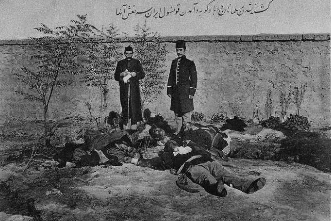 Qanlı Bakı: 100 il əvvəlin mart soyqırımı necə başlamışdı (SƏNƏDLƏR)
