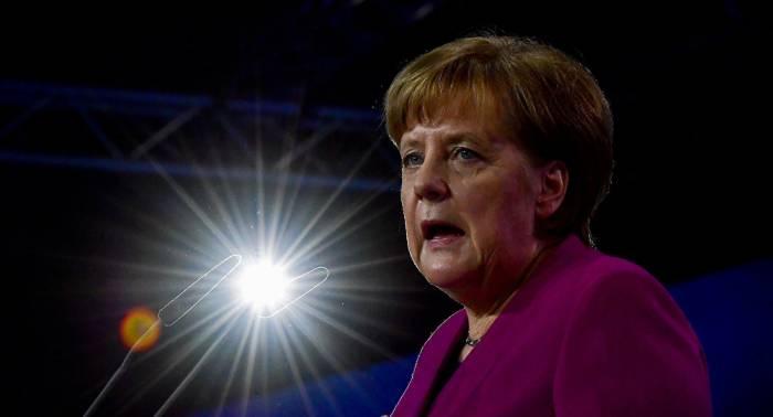 Merkels Schuldvermutung: Moskau soll zuerst seine Unschuld beweisen