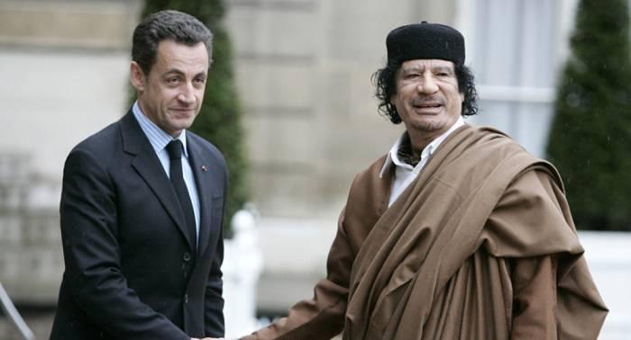 Verdacht auf Gaddafi-Geld: Frankreichs Ex-Staatschef Sarkozy in Polizeigewahrsam
