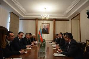 Int'l community fully supports Azerbaijan's territorial integrity - Azerbaijani FM
