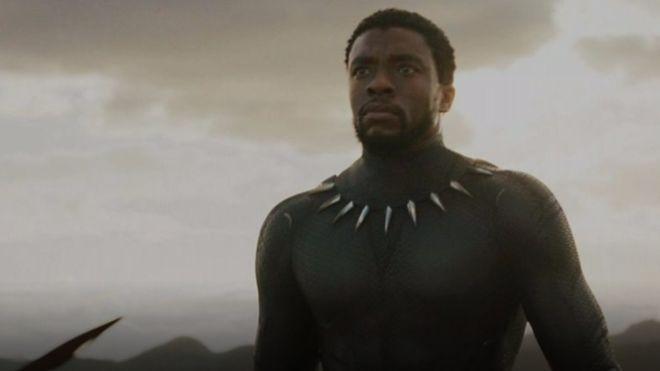 """فيلم """"النمر الأسود"""" يحصد مليار دولار منذ بداية عرضه"""