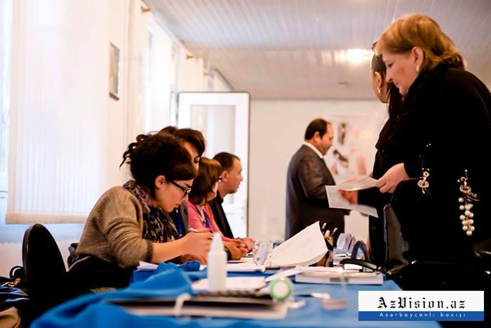 Le 11 avril, environ 14 000 Azerbaïdjanais voteront à l