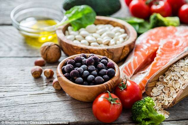 Vegetarian and Mediterranean diets are equally effective