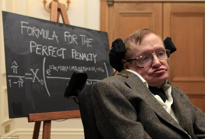 Extraordinary life in pictures of Stephen Hawking