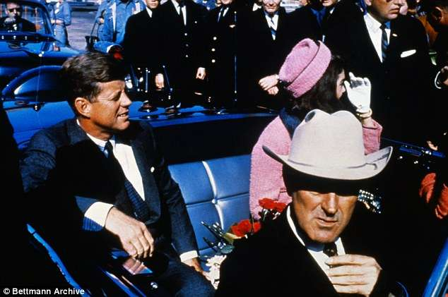 JFK can now deliver his Trade Mart speech - thanks to technology