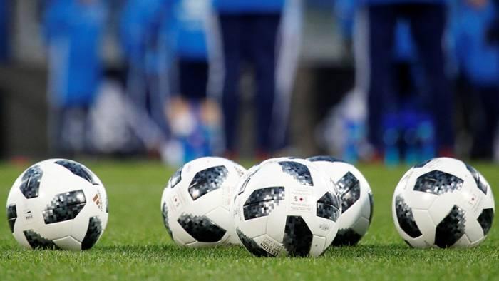 VIDEO: Maradona, Ronaldo y 30 otras estrellas dan 100 toques de balón a 100 días del Mundial 2018