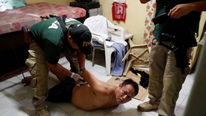 Duterte says ICC has no jurisdiction over him in drug war probe