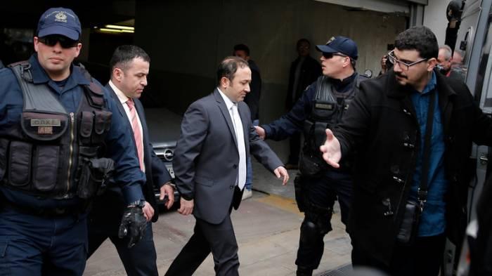 Gericht in Athen: Türkische Militärs werden nicht ausgeliefert