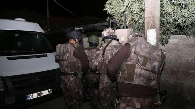 Fast 50 Menschen wegen Verdachts auf Anschlagvorbereitung in der Türkei verhaftet